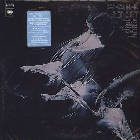 Weather Report - Weather Report 45 RPM Edition