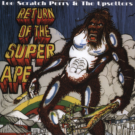 Lee Scratch Perry - Return Of The Super Ape