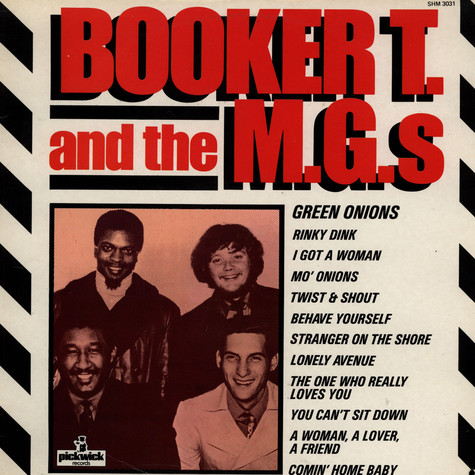 Booker T. & The MG's - Booker T & The MG's