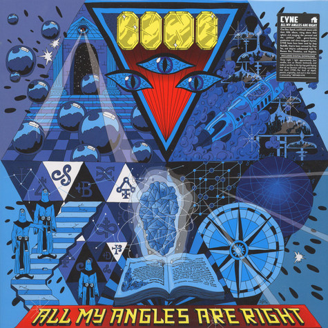 Cyne - All My Angles Are Right