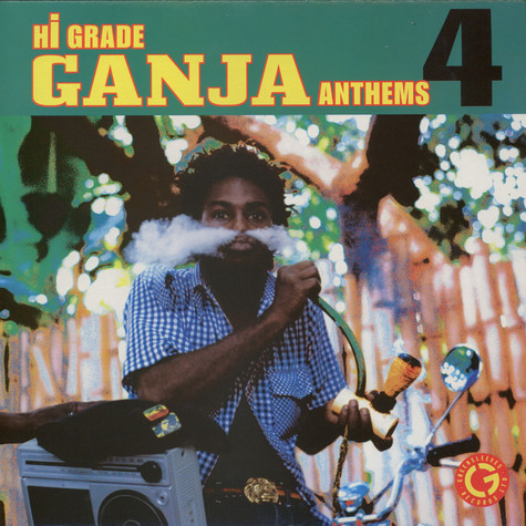 V.A. - Hi Grade Ganja Anthems 4 Black Vinyl Edition