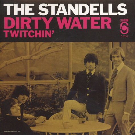 Standells, The - Dirty Water / Twitchin'