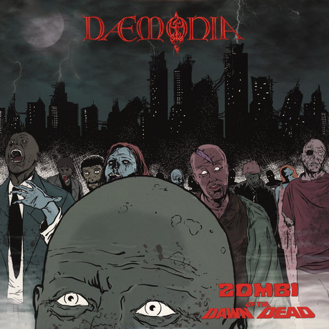 Daemonia - Zombi / Dawn Of The Dead