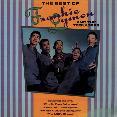 Frankie Lymon & The Teenagers - The Best Of