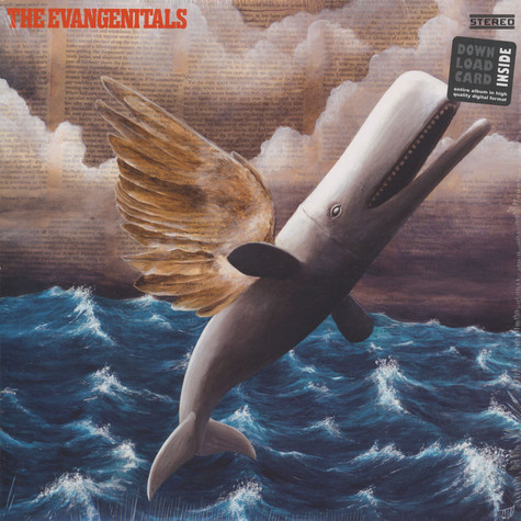 Evangenitals - Moby Dick Or The Album