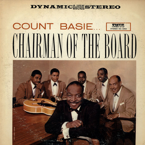 Count Basie - Chairman Of The Board