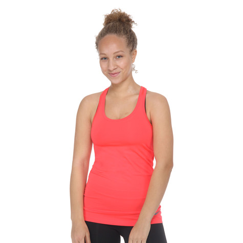 ecb617b6aae65d Nike - Pro HYPercool Women Tank Top (Laser Crimson   Cool Grey)