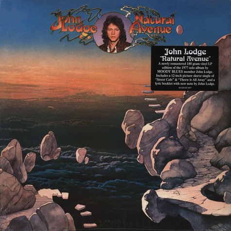 John Lodge - Natural Avenue  Limited Edition