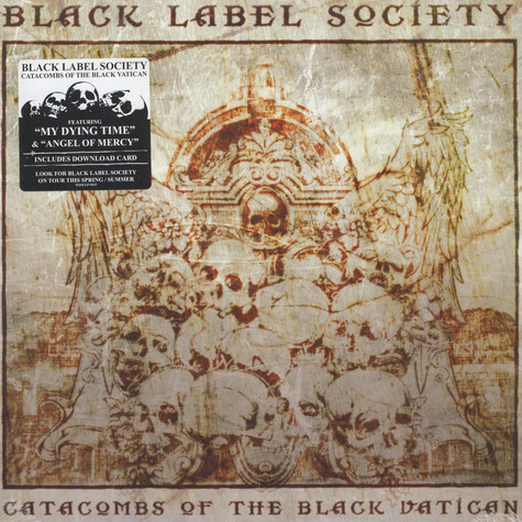 Black Label Society - Catacombs Of The Black Vatican