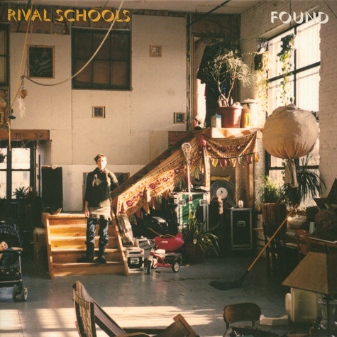 Rival Schools - Found Coke-bottle Colored Vinyl Edition