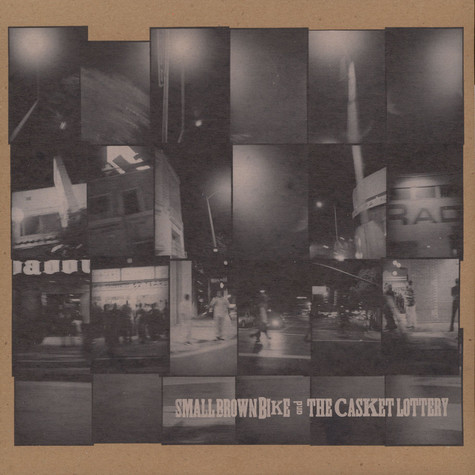 Casket Lottery, The / Small Brown Bike - Split EP