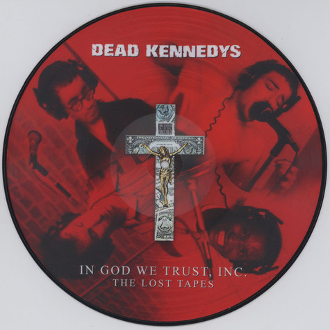 Dead Kennedys In God We Trust The Lost Tapes Vinyl Lpdvd