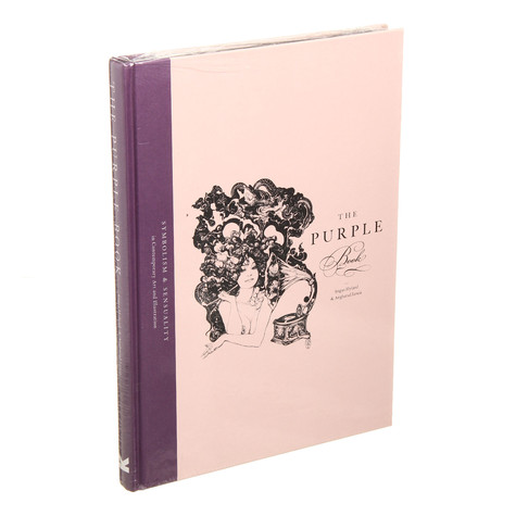 Angus Hyland & Angharad Lewis - The Purple Book: Sensuality & Symbolism in Contemporary Art & Illustration