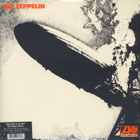Led Zeppelin - I Remastered Deluxe Edition