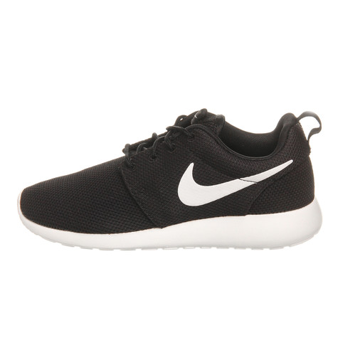 buy online 0e7df b78e0 Nike. WMNS Roshe Run (Black   White   Volt)