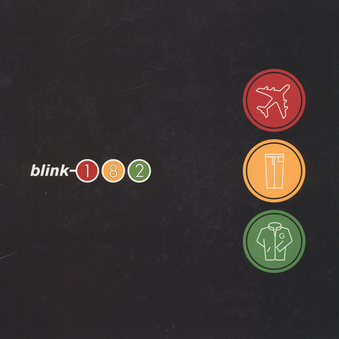 Blink 182 - Take Off Your Pants And Jacket Clear Vinyl Edition