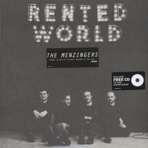 Menzingers - Rented World