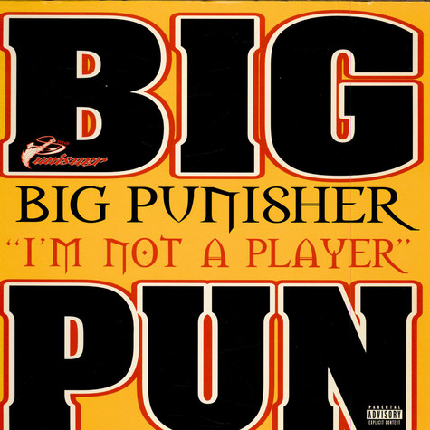 Big Punisher - I'm Not A Player