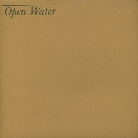 V.A. - Open Water