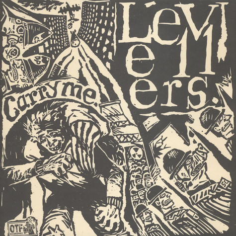 Levellers, The - Carry Me EP