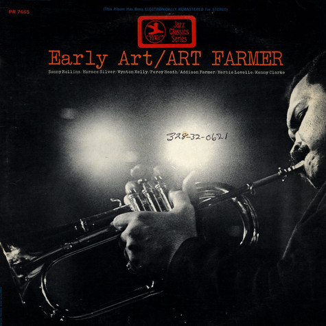 Art Farmer - Early Art