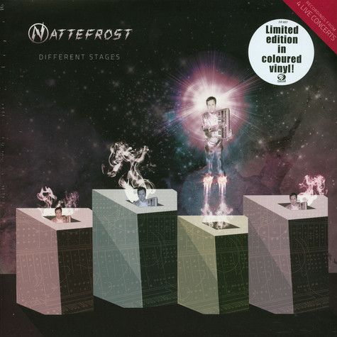 Nattefrost - Different Stages