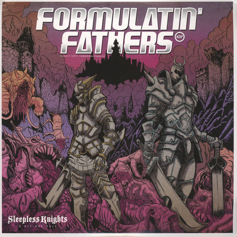 Formulatin' Fathers - Sleepless Knights HHV Opaque Purple Edition