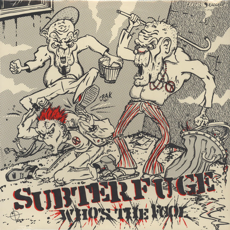 Subterfuge - Who's The Fool?