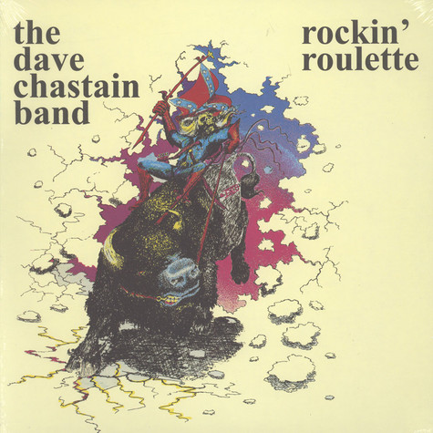 Dave Chastain - Rockin' Roulette