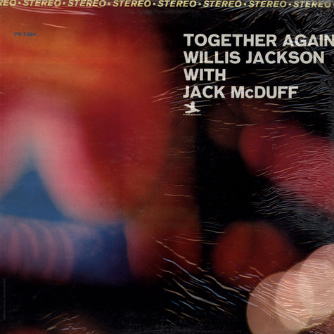 Willis Jackson With Brother Jack McDuff - Together Again!