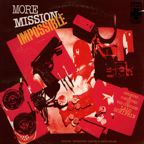 Lalo Schifrin - More Mission: Impossible