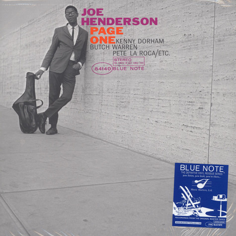 Joe Henderson - Page One
