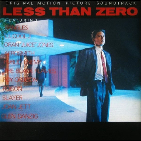V.A. - Less Than Zero (Original Motion Picture Soundtrack)
