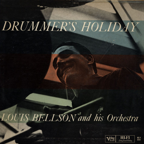 Louie Bellson Orchestra - Drummers Holiday
