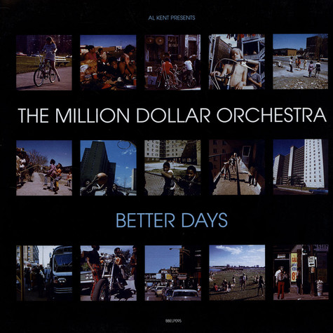 Al Kent Presents Million Dollar Orchestra - Better Days