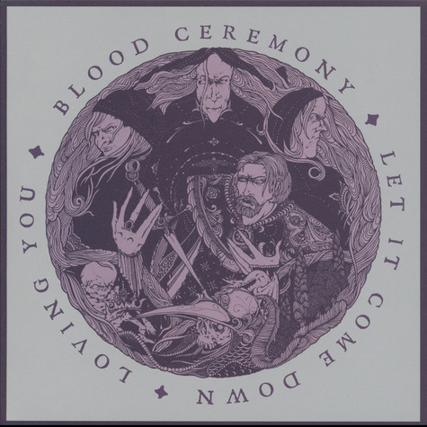 Blood Ceremony - Le It Come Down