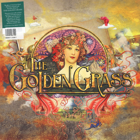 Golden Grass, The - The Golden Grass Black Vinyl Edition