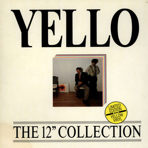 "Yello - The 12"" Collection"