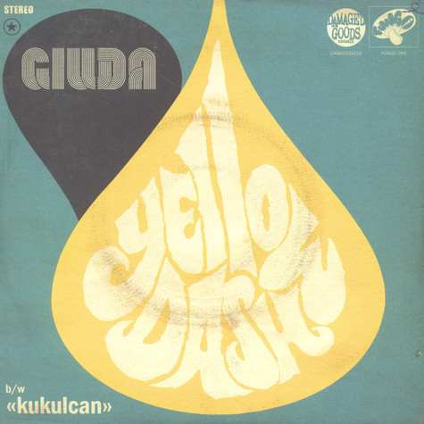 Giuda - Yellow Dash
