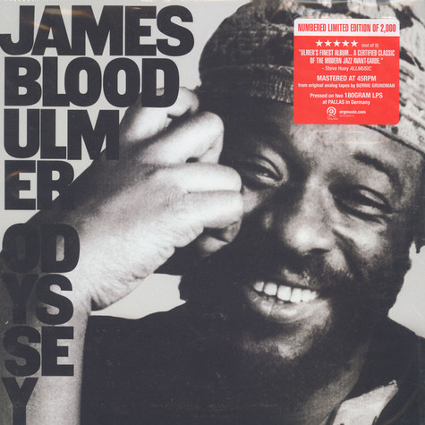 James Blood Ulmer - Odyssey 45RPM Edition
