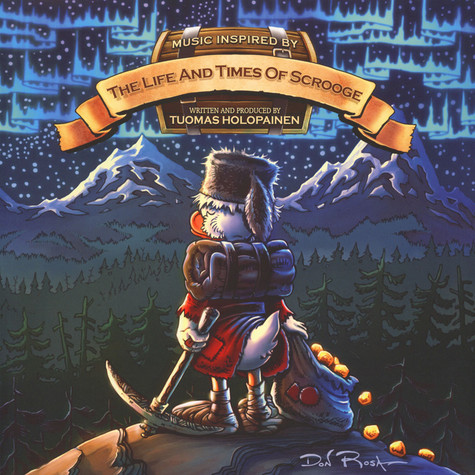 Tuomas Holopainen - The Life And Times Of Scrooche