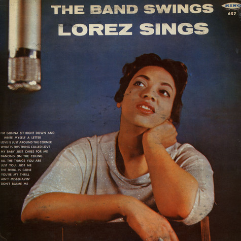 Lorez Alexandria - The Band Swings
