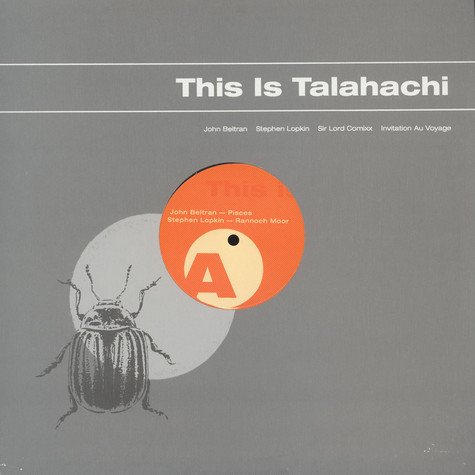 V.A. - This Is Talahachi EP