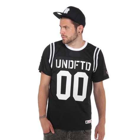 Undefeated - 00 Mesh Football T-Shirt