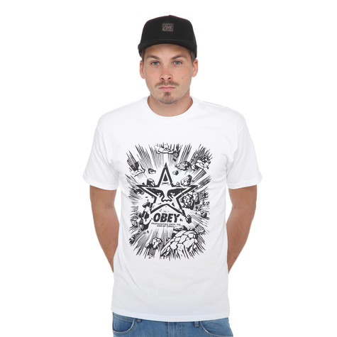 Obey - Obey Propagating Till The End Of Time T-Shirt