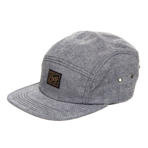 Obey - Bowery 5 Panel Cap