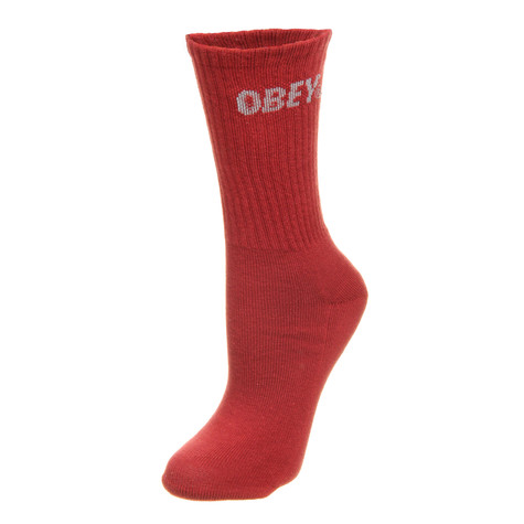 Obey - All Court High Socks