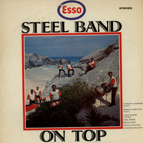 Esso Trinidad Steel Band, The - On Top