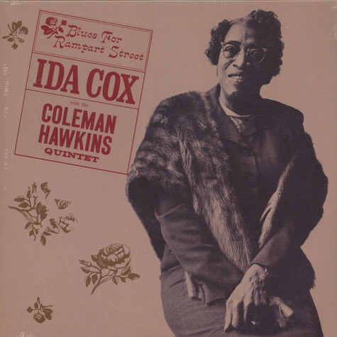 Ida Cox With The Coleman Hawkins Quintet - Blues For Rampart Street