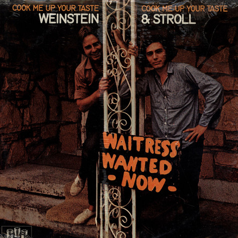 Weinstein & Stroll - Cook Me Up Your Taste
